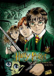 Harry Potter 2 by Mute-Ant