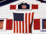 4th of july house by puddlz