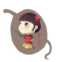 Happy Chinese New Year 2013 by Yiamme