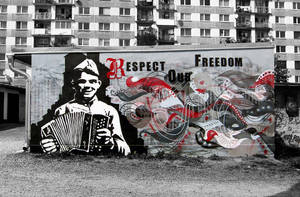 Respect our Freedom by OROL1
