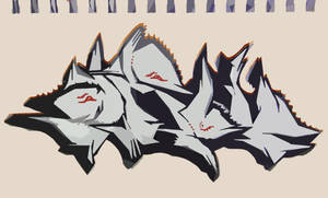 Sketch - Orol one by OROL1