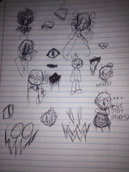 Gotta Love A Bunch Of Drawings With No Meaning By Mikeyismyfav On