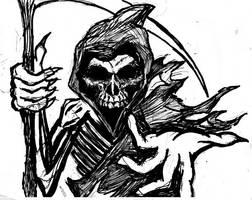 Grim Reaper by JorgeJompula