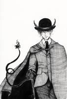 The Devil wears Galliano by m-aruka