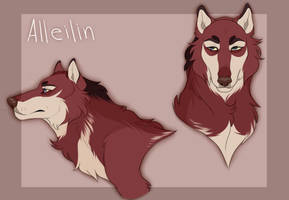 Alleilin Profile by DioMEMEdes