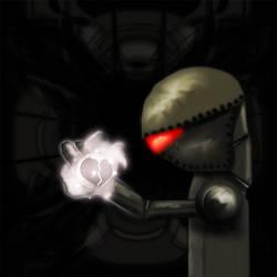 My broken robotic soul by ve