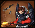 Theo The Baker by TIWWYNEO