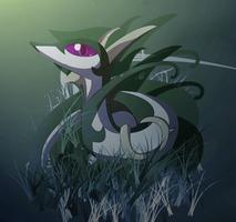 Snake in da Grass by Marraphy