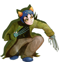 Nepeta - Ready to Attack by Marraphy