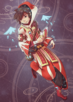 Maraphy the White Mage by Marraphy