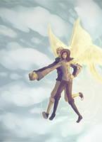 Heavenly Tango by Marraphy