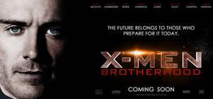 XMen First Class Sequel Banner by SkinnyGlasses