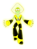Sinestro Corps Peridot by BurningOleander