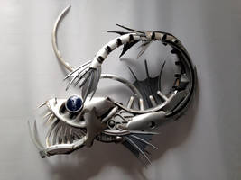 Sloan Viperfish by HubcapCreatures