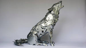 Arctic Wolf 2014 by HubcapCreatures