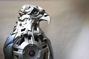 Eagle by HubcapCreatures