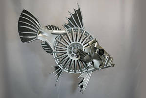 Landrover John Dory by HubcapCreatures