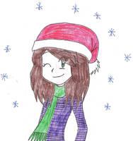 Christmas-y Miley by resotii