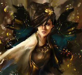 Golden by Jungshan