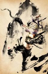 girl samurai-FINAL Version by Jungshan
