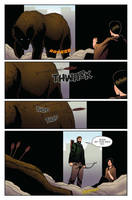 Comic Lettering Sample #4 by Ruthiegirl