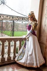 Zelda_Waiting twilight by CalipsoCosplay