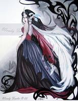 ++ The Dark Fairy Queen ++ by Ennaedwyn