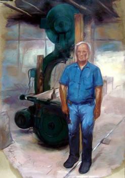 father by sculptorandpainter