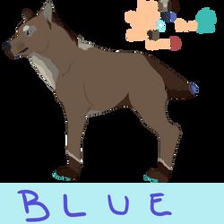 Blue Ref by B-Blue-e