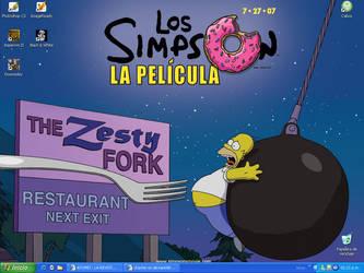 Screenshot Simpson by chachin