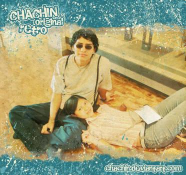 Amigos - Retro by chachin