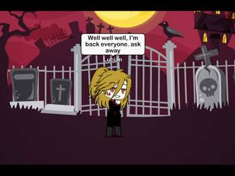 Ask Lucian has returned again by LyraStarstriker010
