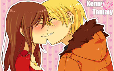 Kenny x Tammy by Moeharu