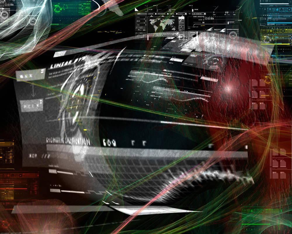 Display (using Z-DESIGN Tech brush set v - 5) by Butch-Gunter