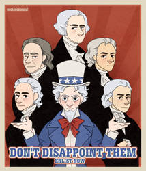 actually, please disappoint jefferson by mechanicalanakal