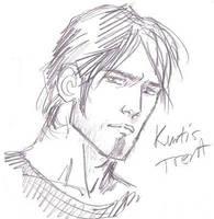 Kutis Trent sketch by CarolaFunder