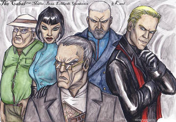 The Cabal by CarolaFunder