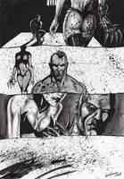 Random comic page by CarolaFunder