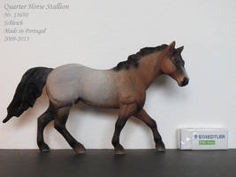 Collection Images: Quarter Horse 2 by Schleich by CarolaFunder