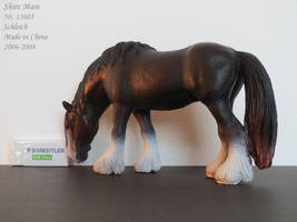 Collection Images: Shire Mare by Schleich by CarolaFunder