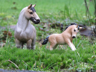 Collection Images: Ardennes Horses - Schleich 2015 by CarolaFunder
