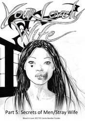 YLW SecretsOfMenStrayWife Frontpage by CarolaFunder