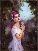 Tenderness by Amedeya