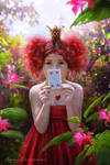 The Queen Of Hearts by Amedeya