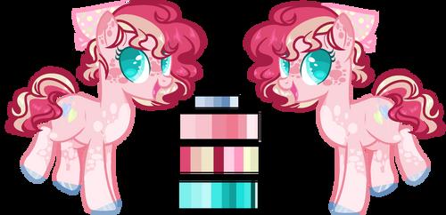 Pinkie Pie by KookieChanXwX