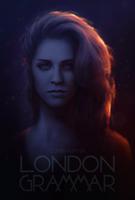 London Grammar - Hannah Reid poster by CorbinHunter