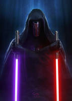Lord Revan by CorbinHunter