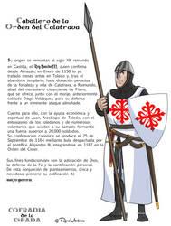 Knight from the Order of Calatrava by DunadanX