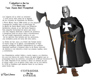 Knight from the Order of Saint John Hospitalier by DunadanX