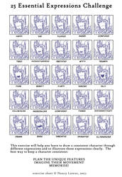 25 Faces Of Optimus Prime by LittleSocket